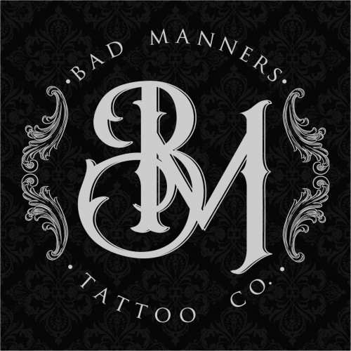 Bad manners tattoo