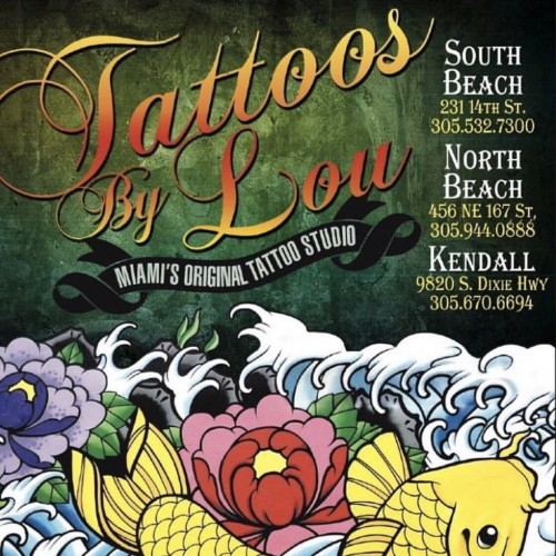 Tattoos By Lou - Kendall