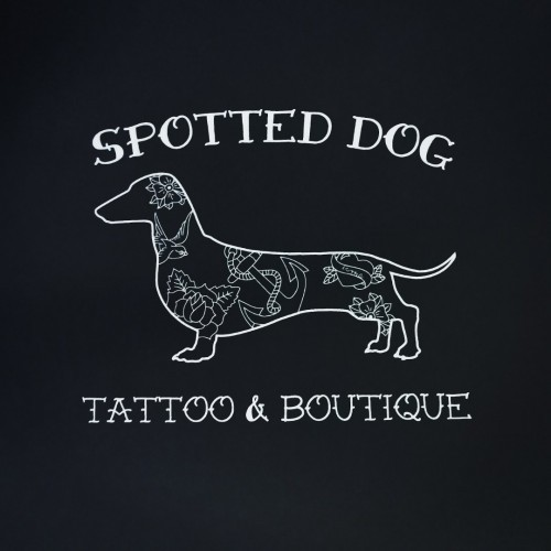 Spotted Dog Tattoo