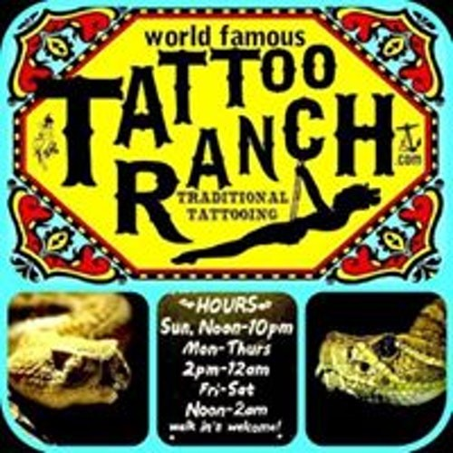 The Tattoo Ranch