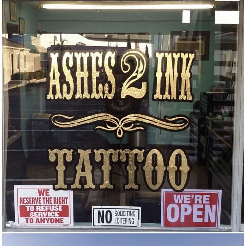 Ashes 2 Ink Tattoo & Piercing