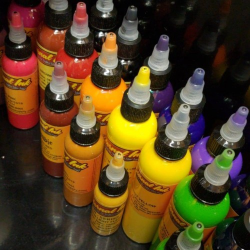 Local Color Ink