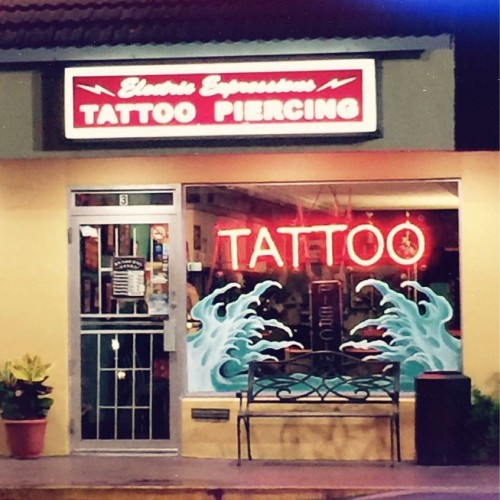 Electric Expressions Tattoos & Piercings