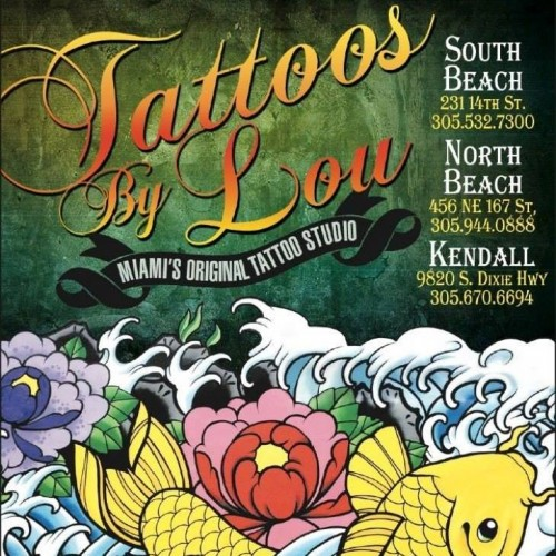 Tattoos By Lou