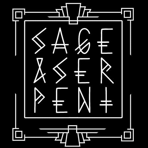 Sage and Serpent Tattoo