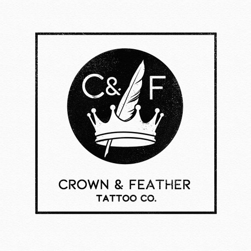 Crown and Feather tattoo co.