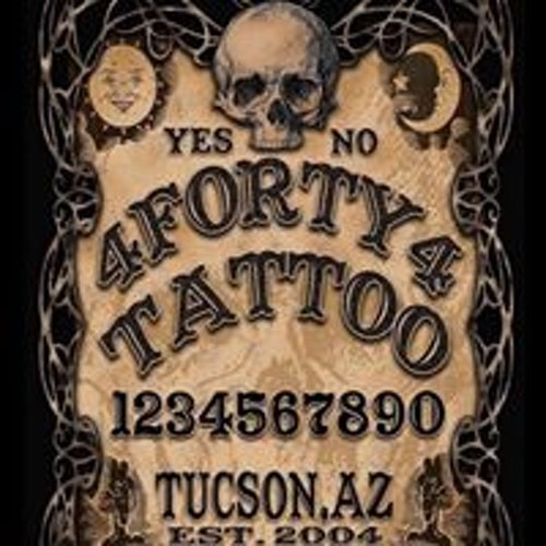 4Forty4 Tattoo
