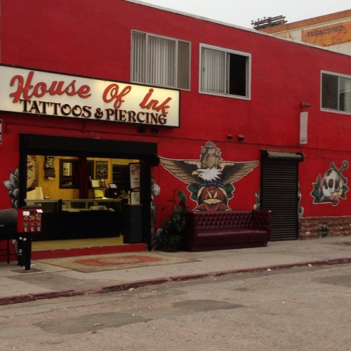 House of Ink- Tattoos and Piercing