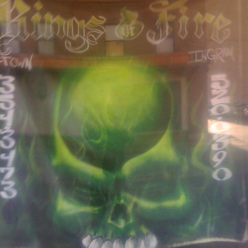 Rings of Fire Tattoos and Body Piercings