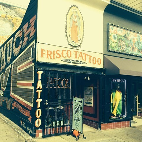 Frisco Tattooing